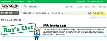 menards gift registry you can check its condition and suitability for your project before taking it