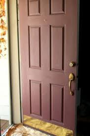 best paint for metal how a steel door the look like wood simple
