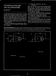 Clif Designs Cd400a Circuit Designers Casebook Published By Electronics Avenue