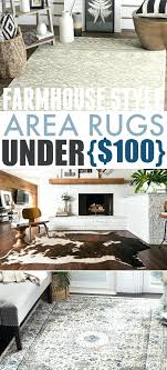 farmhouse area rugs these farmhouse style area rugs are perfect for giving a room a completely farmhouse area rugs