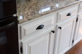 In Black Schoolhouse Dual Mount Cabinet Pull Hardware Kitchens