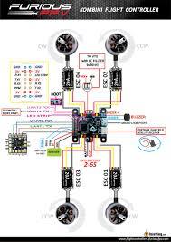 info about kombini flight controller oscar liang kombini fc connection diagram esc motor buzzer vtx