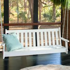 Living Cottonwood Deep Seating In Porch Swing Bed With Cushion Diy Cushions  Hanging Beds Plans