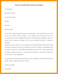Thank You Note To Employee Appreciation Letter Format For Good Work ...