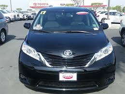 2017 Used Toyota Sienna LE Automatic Access Seat FWD 7-Passenger ...