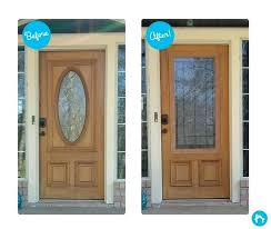 x door glass kits are designed to fit a wide variety of exterior doors manufactured by