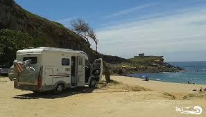 recherche camping cariste pour voyage portugal
