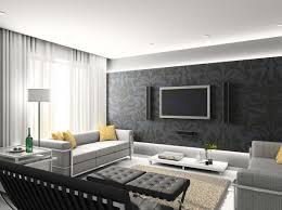 black and white living room interior design ideas mural art idolza