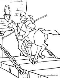 Knights Coloring Pages Knight Coloring Page Moon Knight Coloring