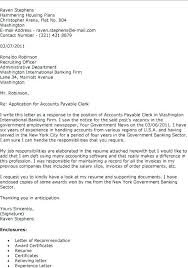 Cover Letter Example For Accounting Position Cover Letter Example 3