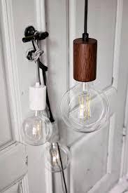 Frandsen Bristol Mørk Træ Pendel Home Inspiration Lighting
