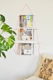 DIY Magazine Holder 2