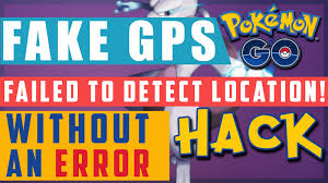 Play Pokemon Go with Fake GPS Hack - Without an Error - Failed to Detect  Location Fixed!