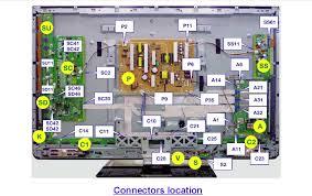 panasonic tv plug. p61 and higher don\u0027t seem to be plug numbers panasonic tv