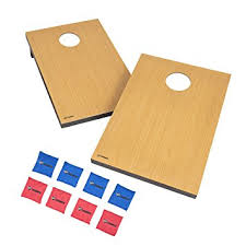 Wooden Bean Bag Toss Game Amazon Triumph Tournament Bean Bag Toss Toss Games 4