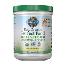 garden of life raw organic perfect food green superfood original 7 3oz pharmaca