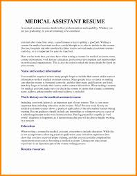 Supply Chain Assistant Resume Sample Professional Medical Assistant