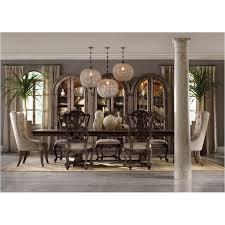 hooker furniture dining. 5070-75008 Hooker Furniture Rhapsody Dining Room Table E