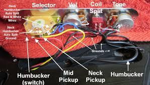fender telecaster wiring diagram humbucker wiring diagram mod garage a flexible dual humbucker wiring scheme premier guitar