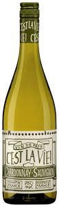 C'est <b>La Vie</b> Chardonnay - Sauvignon <b>2016</b> | Wine Info