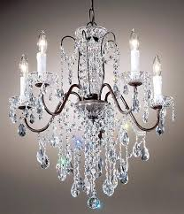 luminous collection 48 wide crystal chandelier