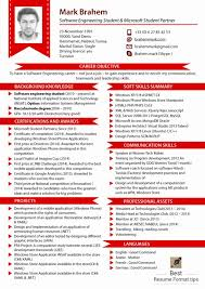 Latest Resume Format Free Download Lcysne Com