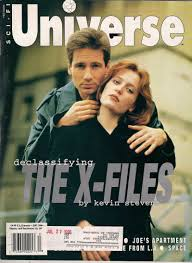 The X Files Sci Fi Universe September 1996 Joes Apartment Escape