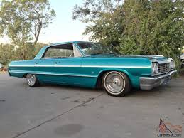 All Chevy chevy bel air 1964 : Chevy Impala Pillarless Belair LOW Rider Cruiser Chevrolet Classic ...
