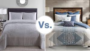 Do You Need a Bedspread or a Comforter? - Overstock.com & Bedspreads vs. Comforters Adamdwight.com