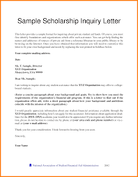 scholarship templates 11 templates of scholarship letters g unitrecors
