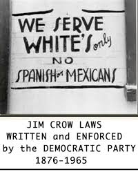 best jim crow images african americans black jim crow laws written and enforced by the democratic party jim crow law made everyone equl and it was amazing