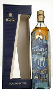 Of Label Edition Johnnie Limited Blue Walker Mid Year Dog The 6pxTSqwx
