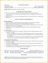 Resume Summary Statement Examples Example Resume Summary Statement Cancercells 19