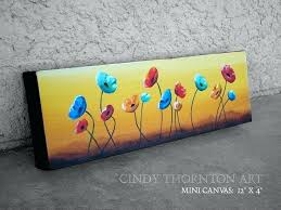 easy canvas painting ideas ed ex me