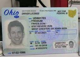 Ohio Id Fake Ids Scannable Premiumfakes com Buy