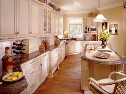 Rectangular Kitchen Traditional White Kitchen Design Black Wood Island Furniture