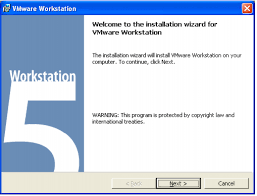 how to install vmware installing workstation on a windows host