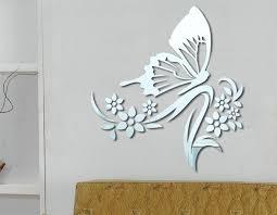 china new design mirror wall sticker