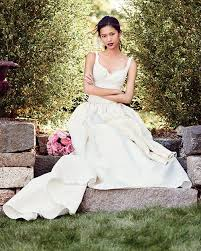 new romantic wedding dresses brides