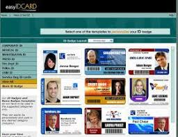 With Badge com Production Cards Creator Easyidcard Employee Online Badge Card Outsourcing Id