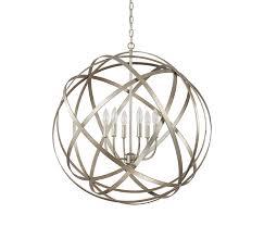 lighting 6 light sphere light fixture winter gold finish 6 light sphere light fixture winter gold