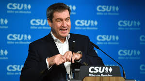 Cabinet söder is the name of any of two cabinets in the german state of bavaria led by markus söder: Analyse Soders Wege Zur Macht Auch Im Bund Br24
