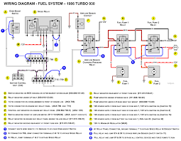 made a fuse box label for my 88 page 4 pelican parts technical bbs 1986 930 fuel system wiring diagram jumpers jpeg