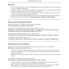 Free Phlebotomist Resume Templates Travel Phlebotomist Emt Resumee Entry Level Phlebotomy Examples 43