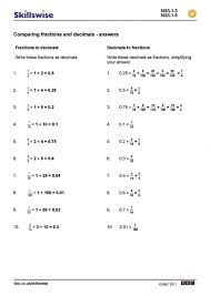 Kindergarten Fractions Decimals And Percents Worksheets Pics - All ...