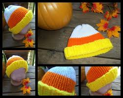 Loom Knitting Hat Patterns New Candy Corn Loom Knit Hat Pattern By Erin Lowmaster Connected48Christ