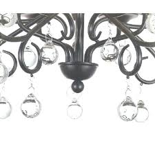 antique wrought iron chandeliers french style crystal chandelier lighting fixture vintage black with and old world