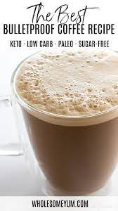 In a nutshell, mct oil is basically coconut oil, but without the lauric acid (which doesn't make a big. The Best Bulletproof Coffee Recipe With Mct Oil Plus Learn Why To Put Butter In Your Coffee And H Keto Coffee Recipe Bulletproof Coffee Recipe Coffee Recipes