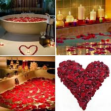 Red rose petals are always very popular...you can personalize this romantic  surprise by choosing their favorite color...you can choose from over 100  dreamy ...
