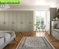 Painted Bedroom Jjo Pendle Painted Bedroom Traditional Fitted Bedrooms Rg Cole